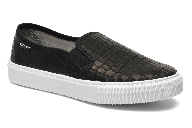 Marques Chaussure femme Victoria femme Slip-on Grabada Negro