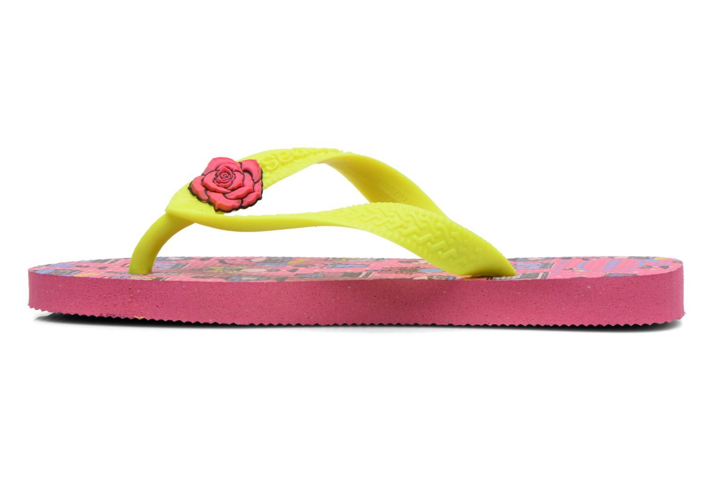 Slippers Havaianas Kids Fantasy Roze voorkant