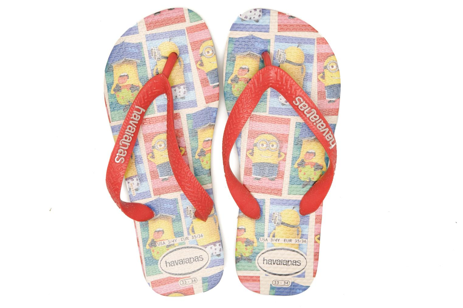 Slippers Havaianas Kids Minions Multicolor 3/4'