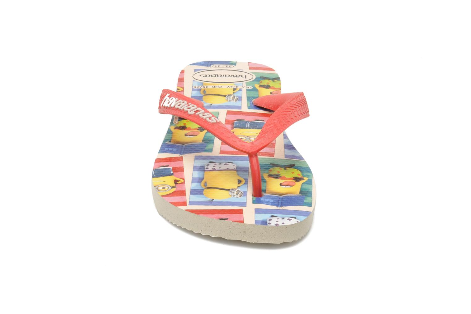 Slippers Havaianas Kids Minions Multicolor model