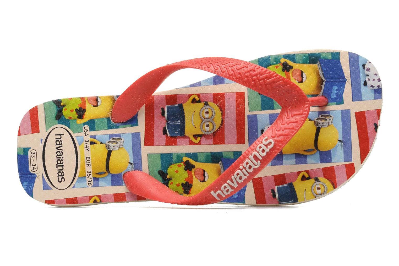 Slippers Havaianas Kids Minions Multicolor links