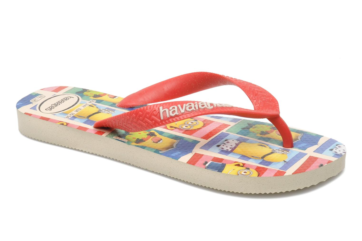 Slippers Havaianas Kids Minions Multicolor detail