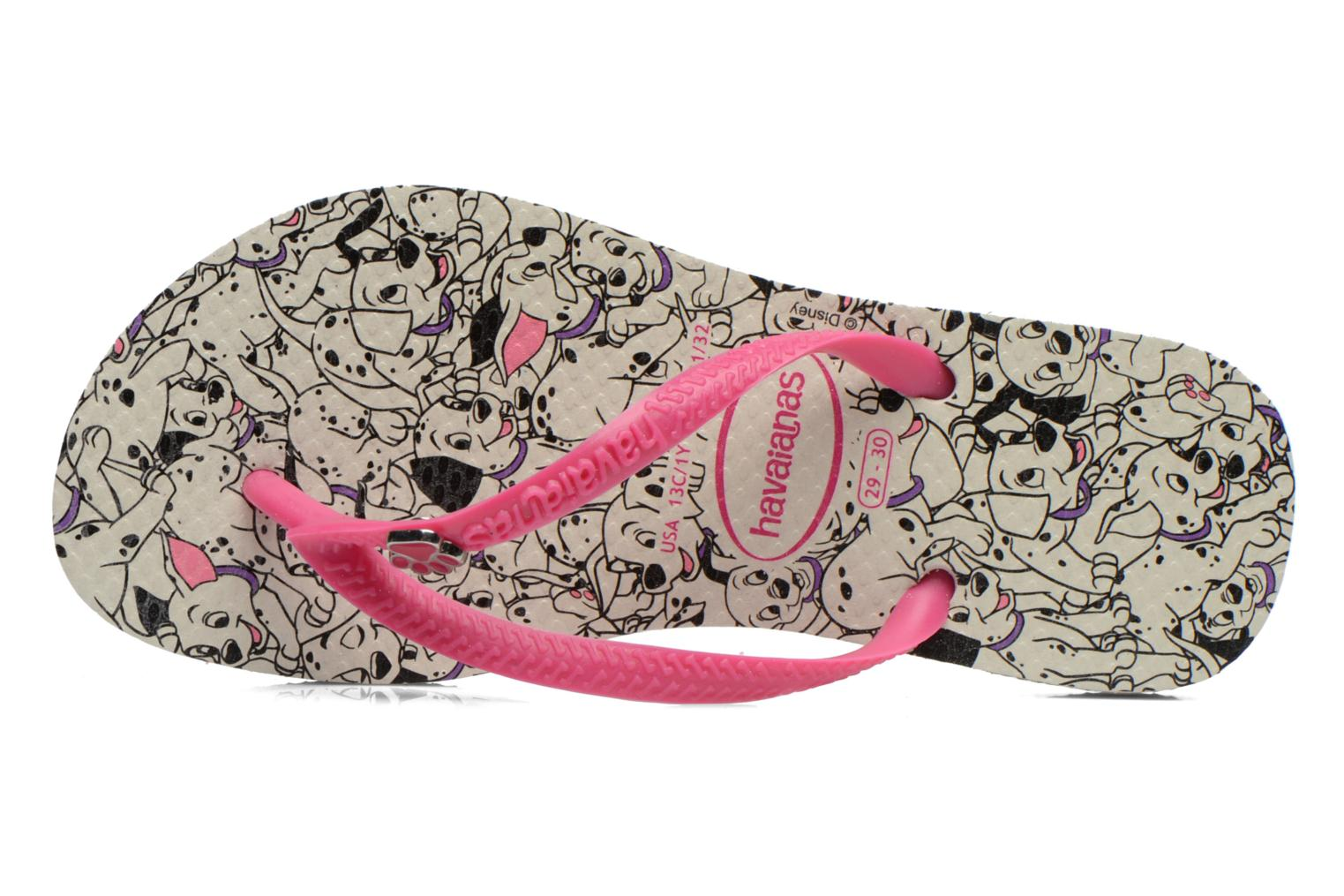 Kids Slim Disney Cool White/pink