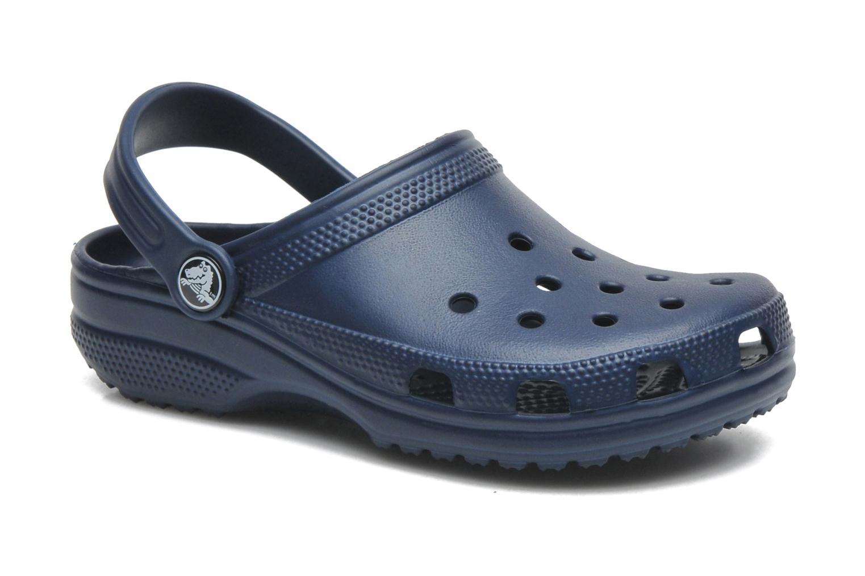 Sandales et nu-pieds Crocs ClassicKids Bleu vue détail/paire