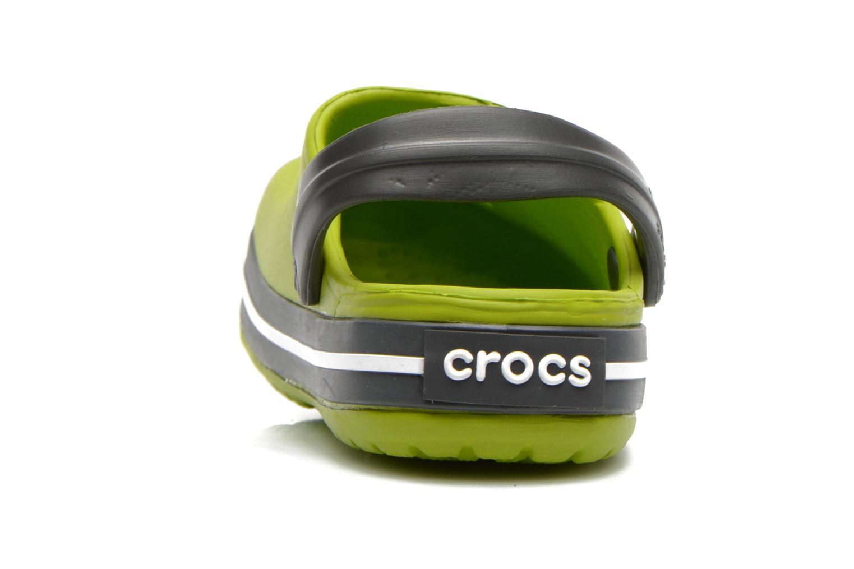 Sandalen Crocs CrocbandKids Groen rechts