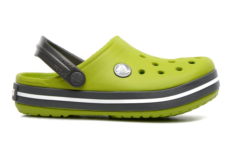 Sandalen Crocs CrocbandKids Groen achterkant