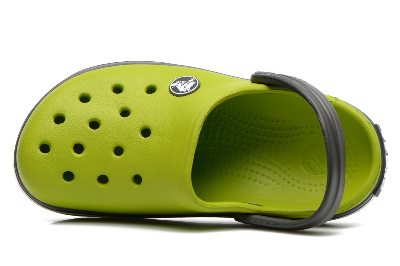 Sandalen Crocs CrocbandKids Groen links