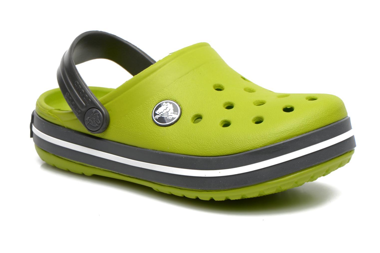 Sandalen Crocs CrocbandKids Groen detail
