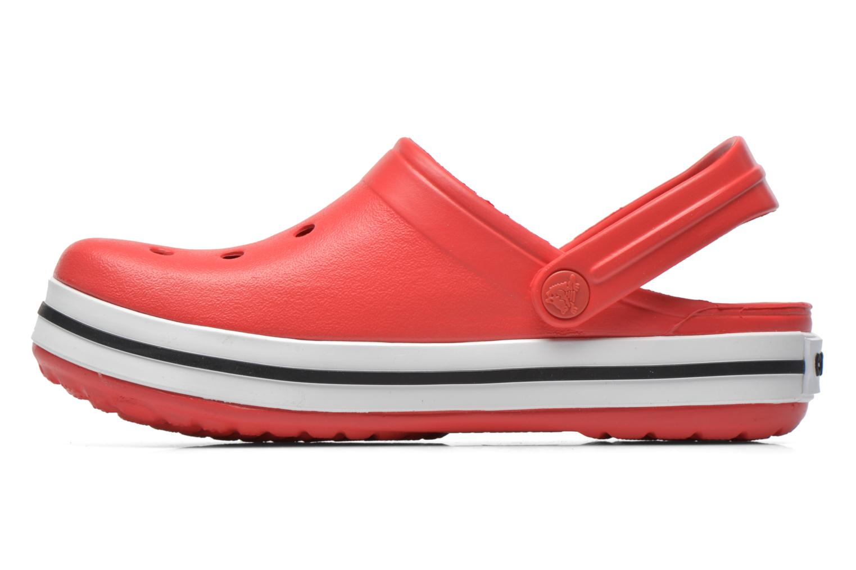 Sandalen Crocs CrocbandKids Rood voorkant