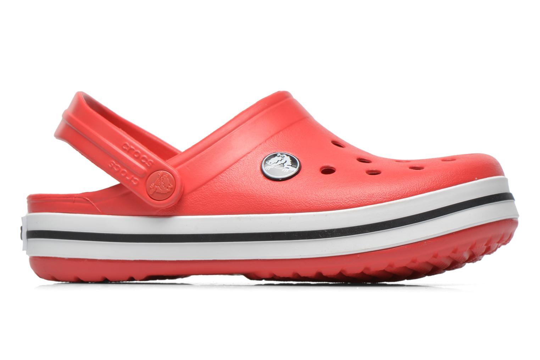 Sandalen Crocs CrocbandKids Rood achterkant