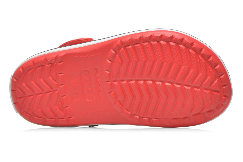 Sandalen Crocs CrocbandKids Rood boven