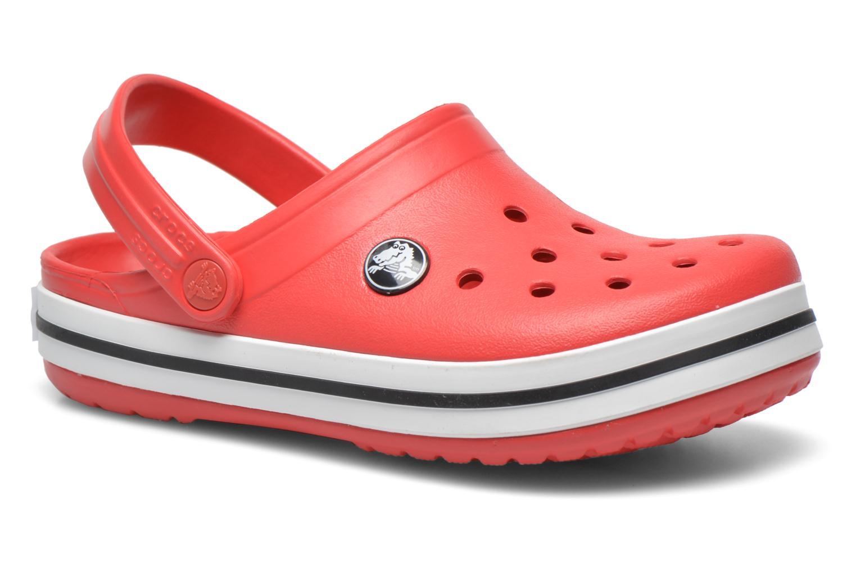 Sandalen Crocs CrocbandKids Rood detail