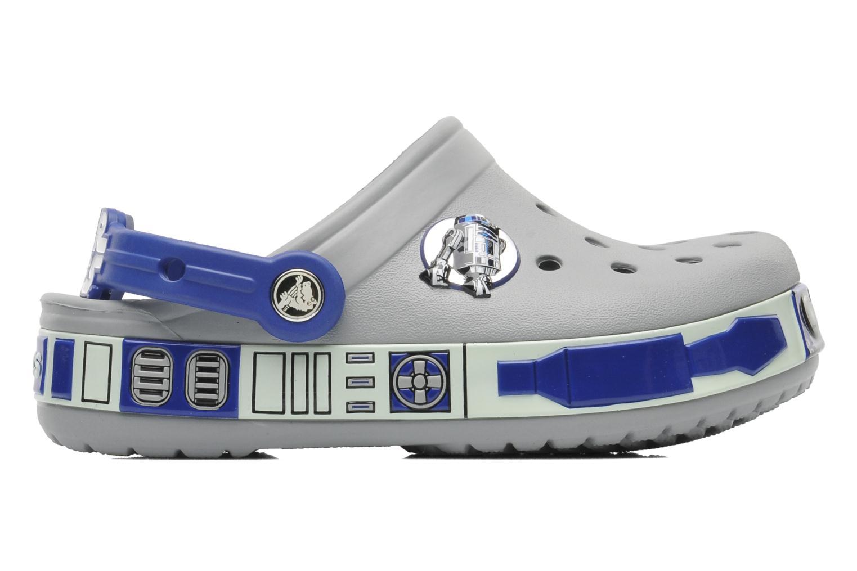 Sandales et nu-pieds Crocs CBStarWarsR2D2Clog Gris vue derrière