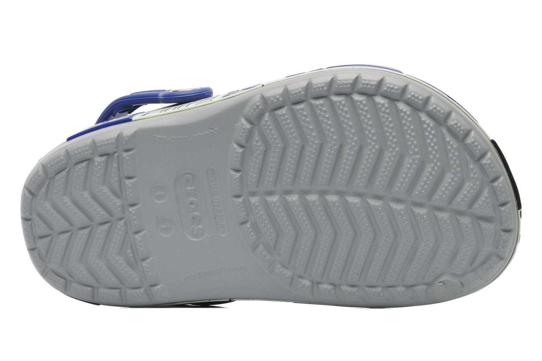 Sandales et nu-pieds Crocs CBStarWarsR2D2Clog Gris vue haut