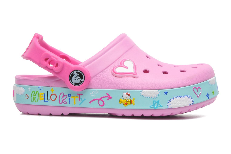 Sandales et nu-pieds Crocs CBHelloKittyPlaneClogEU Rose vue derrière