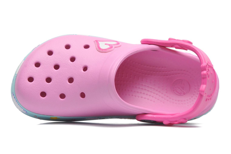 Sandales et nu-pieds Crocs CBHelloKittyPlaneClogEU Rose vue gauche