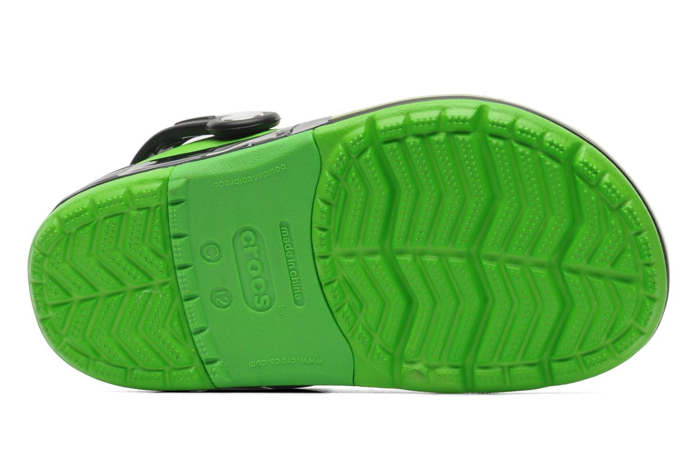 Sandalen Crocs CrocsLightsStarWarsYodaClg grün ansicht von oben