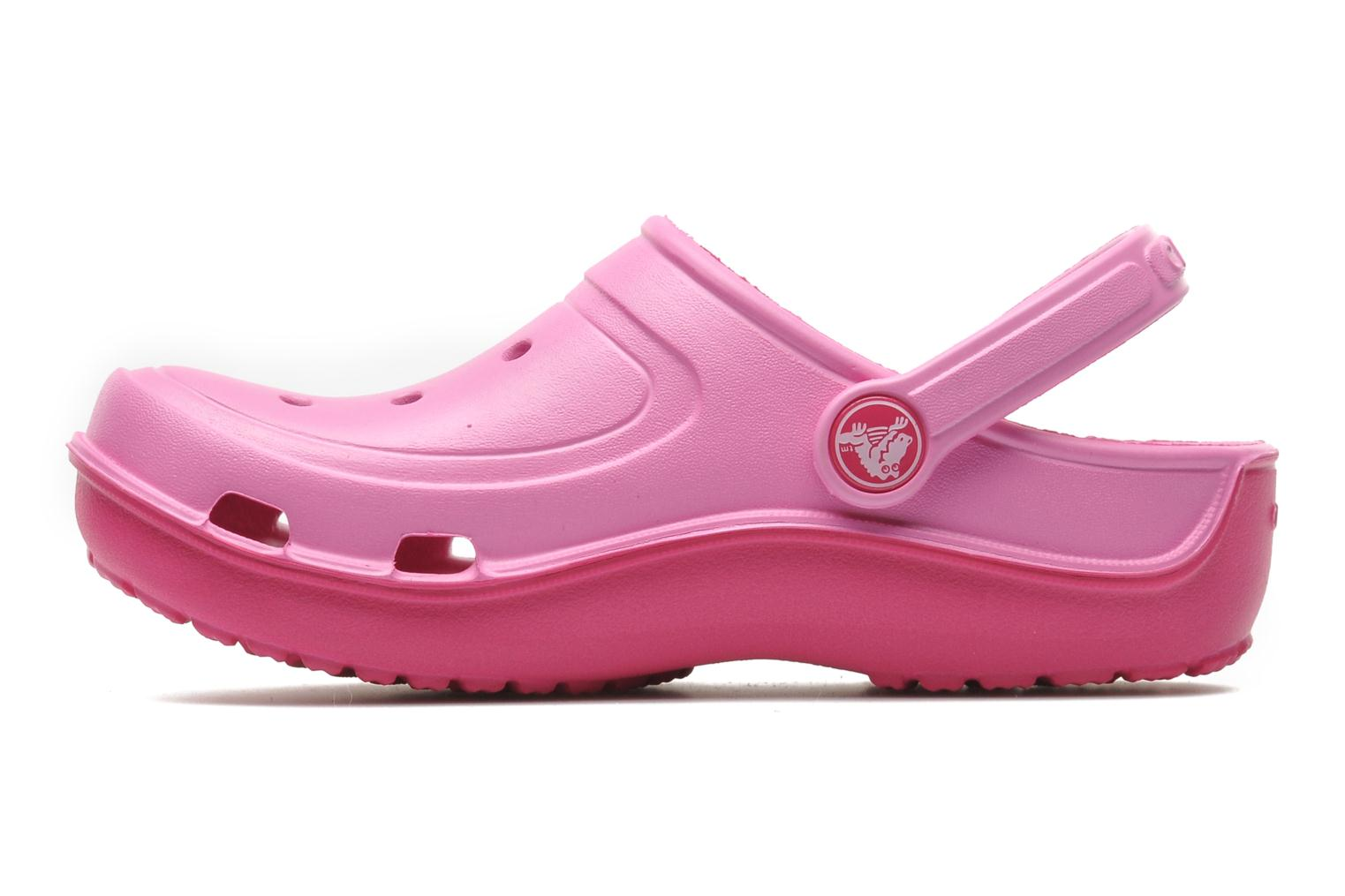 Duet Wave Clog Kids Unisex Party Pink/Candy Pink