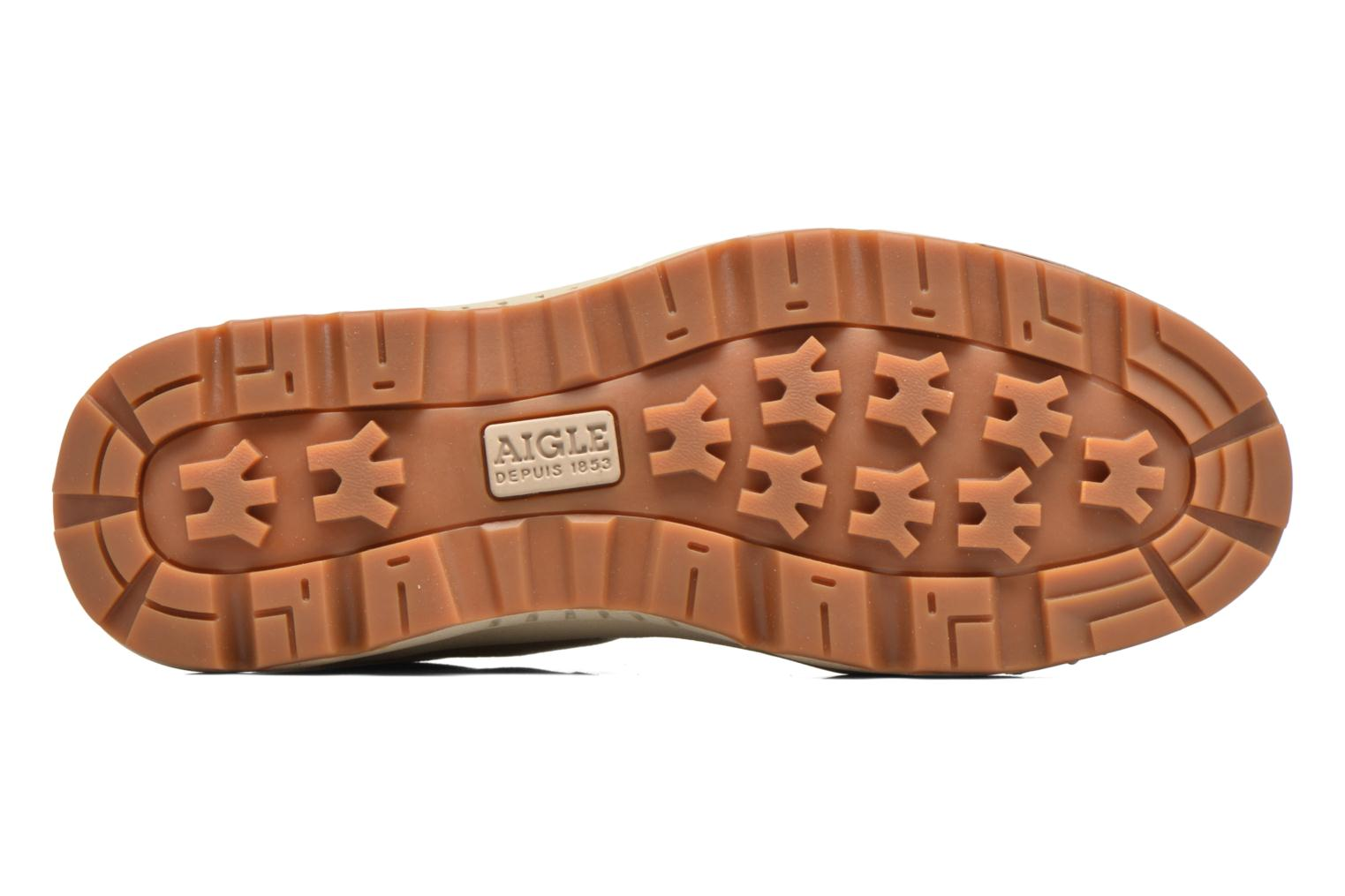 Trainers Aigle Tenere Light Low Cvs Beige view from above