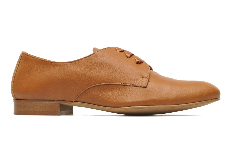 Chaussures à lacets Georgia Rose Amuk Marron vue derrière
