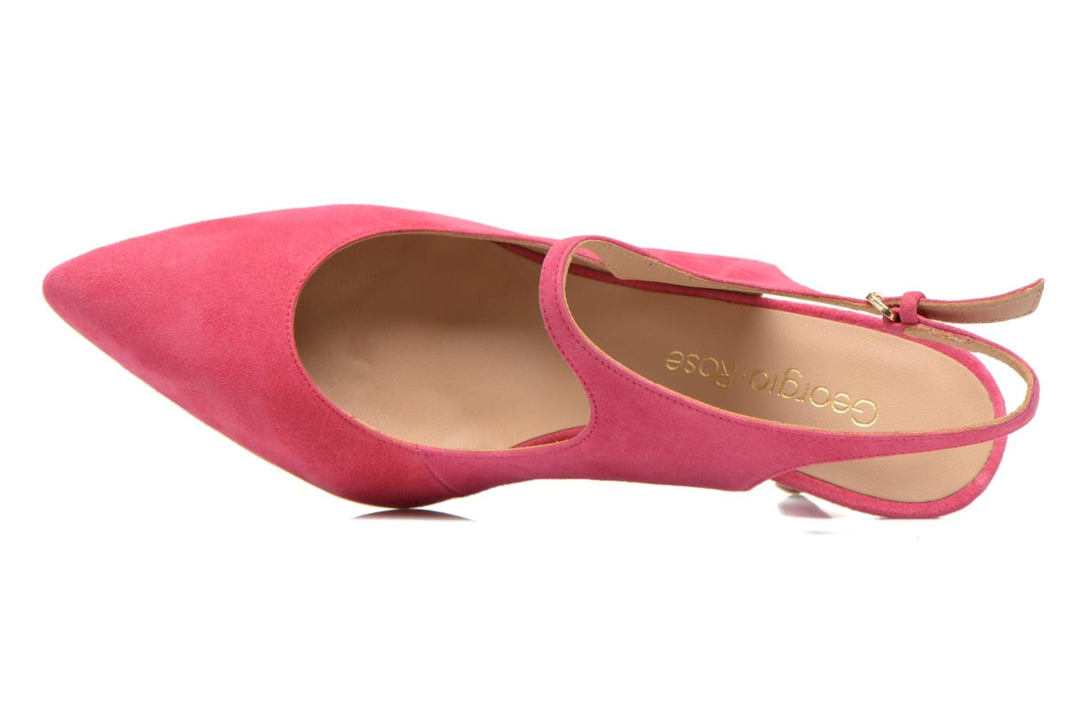 Pumps Georgia Rose Amalsa rosa ansicht von links