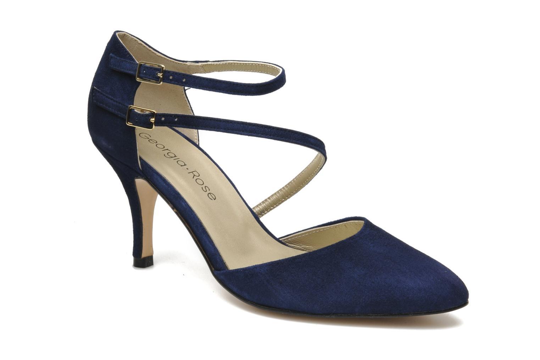 Zapatos promocionales Georgia Rose Lala (Azul) - Zapatos de tacón   Descuento de la marca