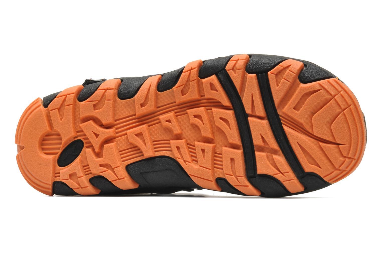 Sandales et nu-pieds Kangaroos KangaSpeed 2068 Marron vue haut