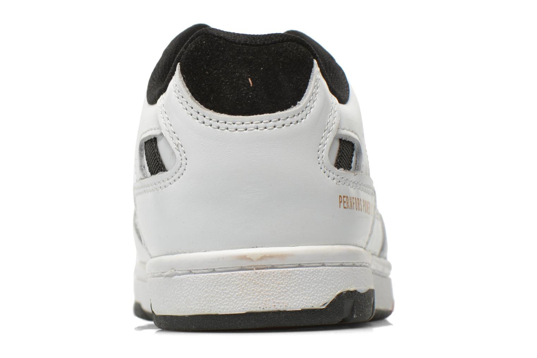 Sneaker Hummel Pernfors Power Play weiß ansicht von rechts