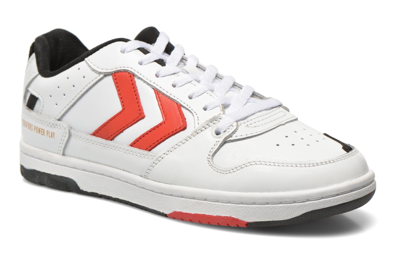 Sneaker Hummel Pernfors Power Play weiß detaillierte ansicht/modell