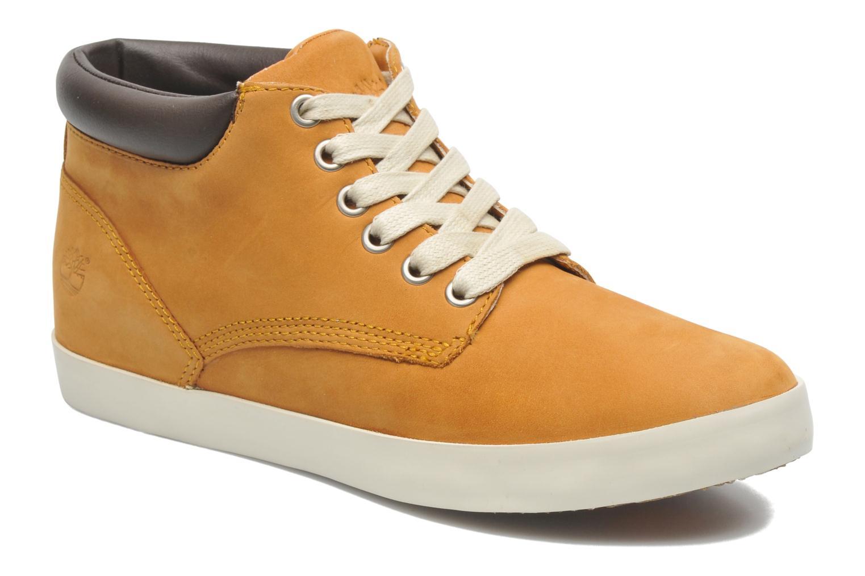 Sneaker Timberland Earthkeepers Glastenbury Chukka beige detaillierte ansicht/modell