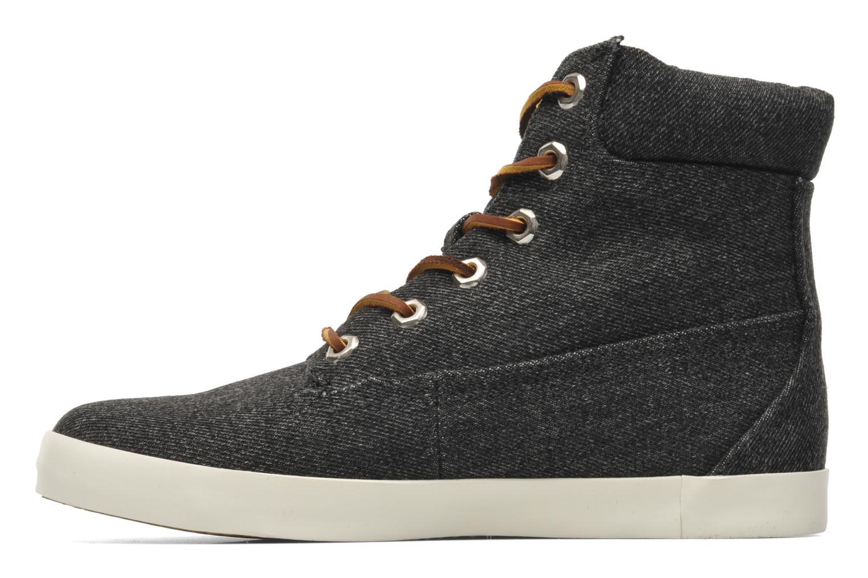 """Sneaker Timberland Earthkeepers Glastenbury Fab 6"""" Boot schwarz ansicht von vorne"""