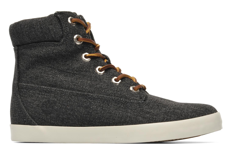 """Sneaker Timberland Earthkeepers Glastenbury Fab 6"""" Boot schwarz ansicht von hinten"""