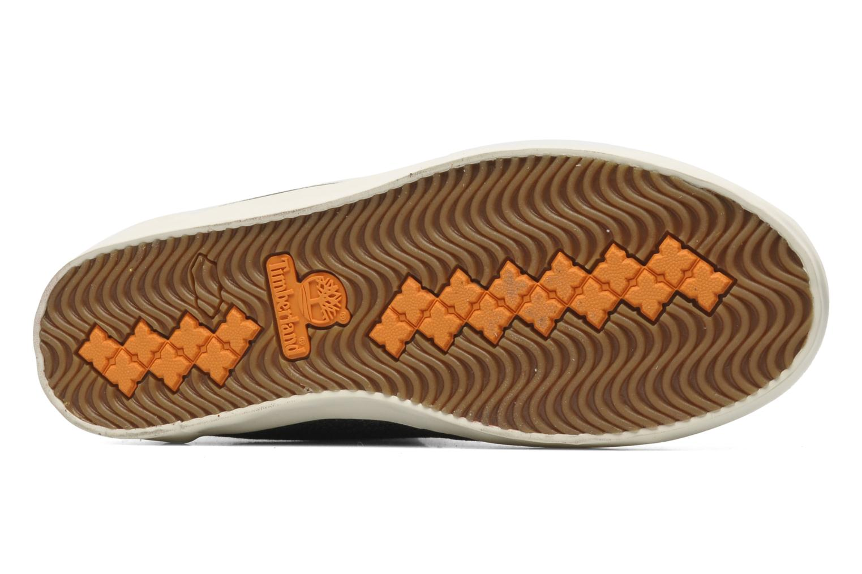 """Sneaker Timberland Earthkeepers Glastenbury Fab 6"""" Boot schwarz ansicht von oben"""