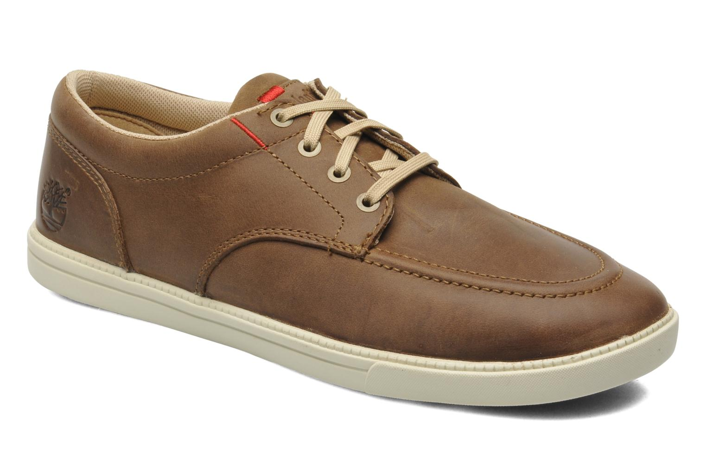 Sneakers Timberland Fulk Sport Trekker Bruin detail