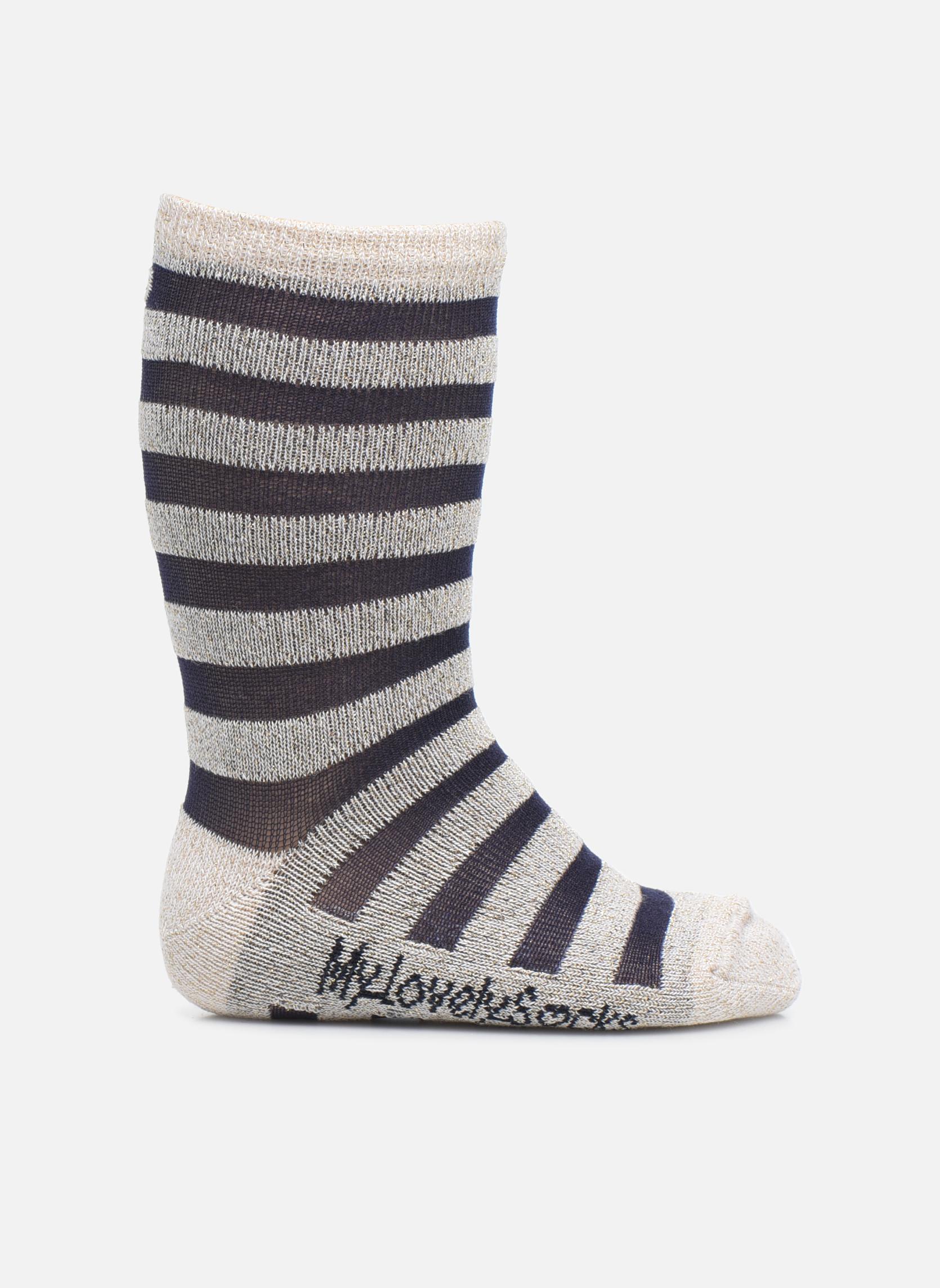 Medias y Calcetines My Lovely Socks Faustine Multicolor vista de detalle / par