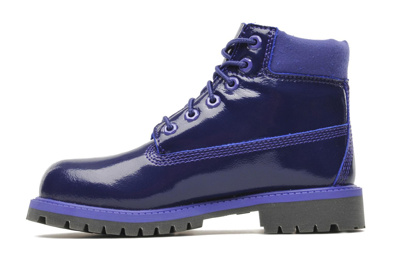 Bottines et boots Timberland 6 IN PREM WP PRP Violet vue face