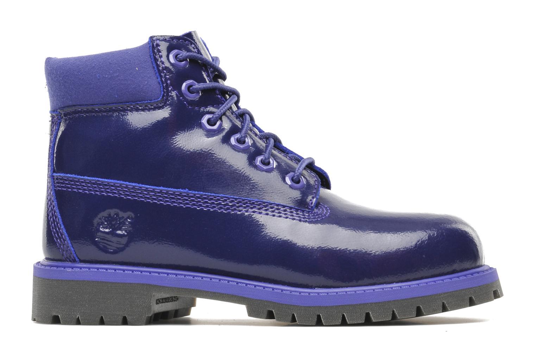 Bottines et boots Timberland 6 IN PREM WP PRP Violet vue derrière