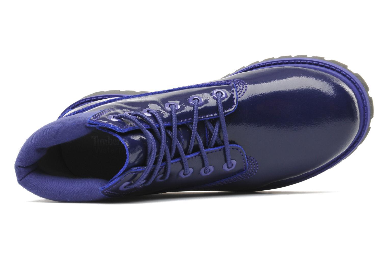 Bottines et boots Timberland 6 IN PREM WP PRP Violet vue gauche