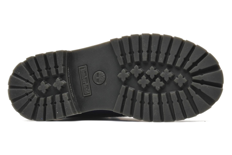 Bottines et boots Timberland 6 IN PREM WP PRP Violet vue haut