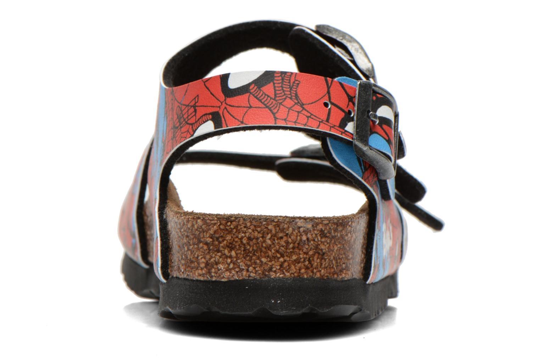 Sandales et nu-pieds Birkenstock ELLICE Rouge vue droite