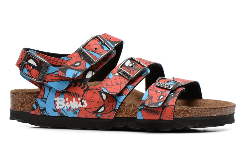 Sandales et nu-pieds Birkenstock ELLICE Rouge vue derrière
