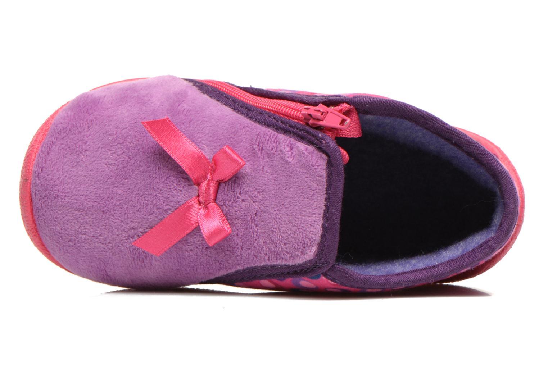 Pantoffels Rondinaud GESSY Roze links