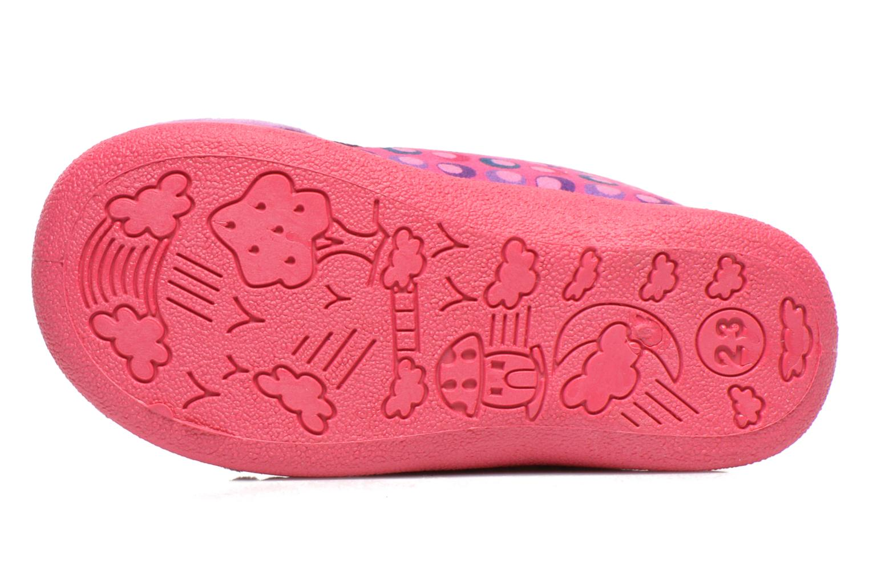 Pantoffels Rondinaud GESSY Roze boven