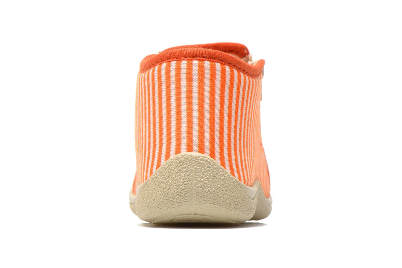 GESSY Orange/Beige