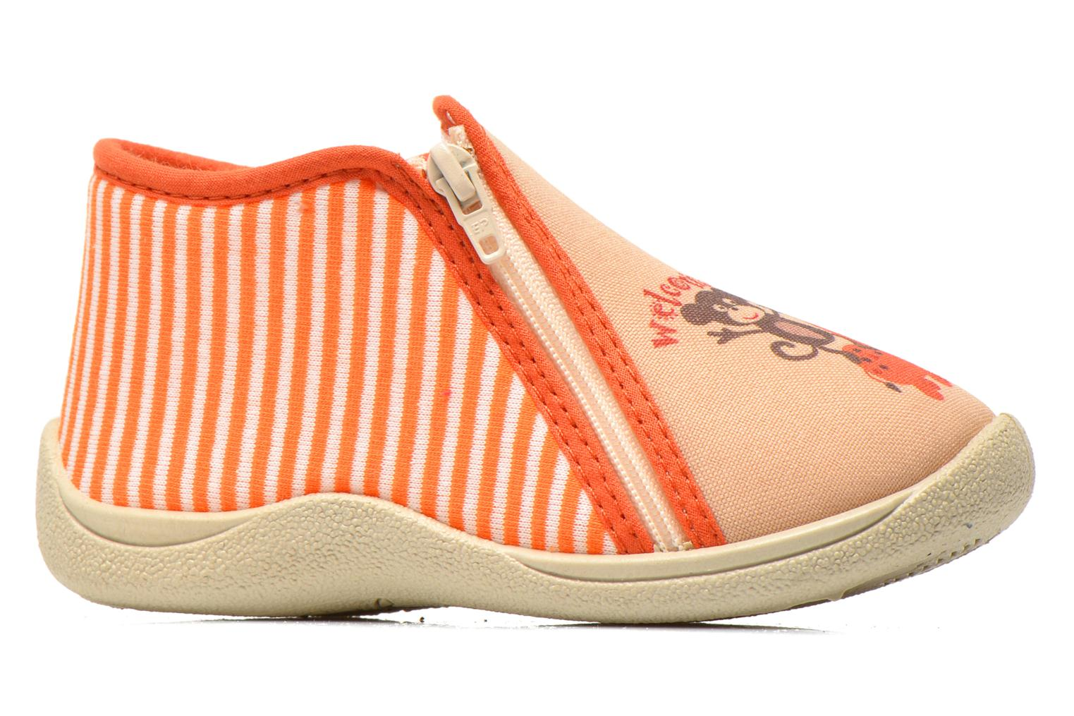 GESSY Orange/Beige