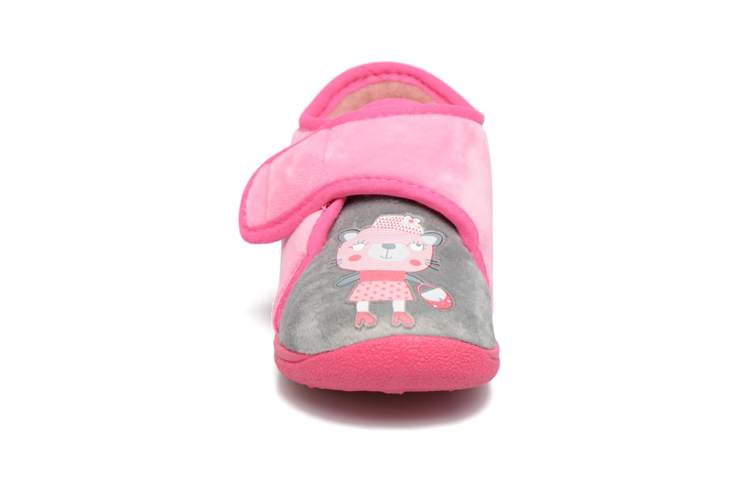 Slippers Rondinaud RECENT Pink model view