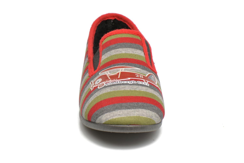 Slippers Rondinaud JAVA Multicolor model view