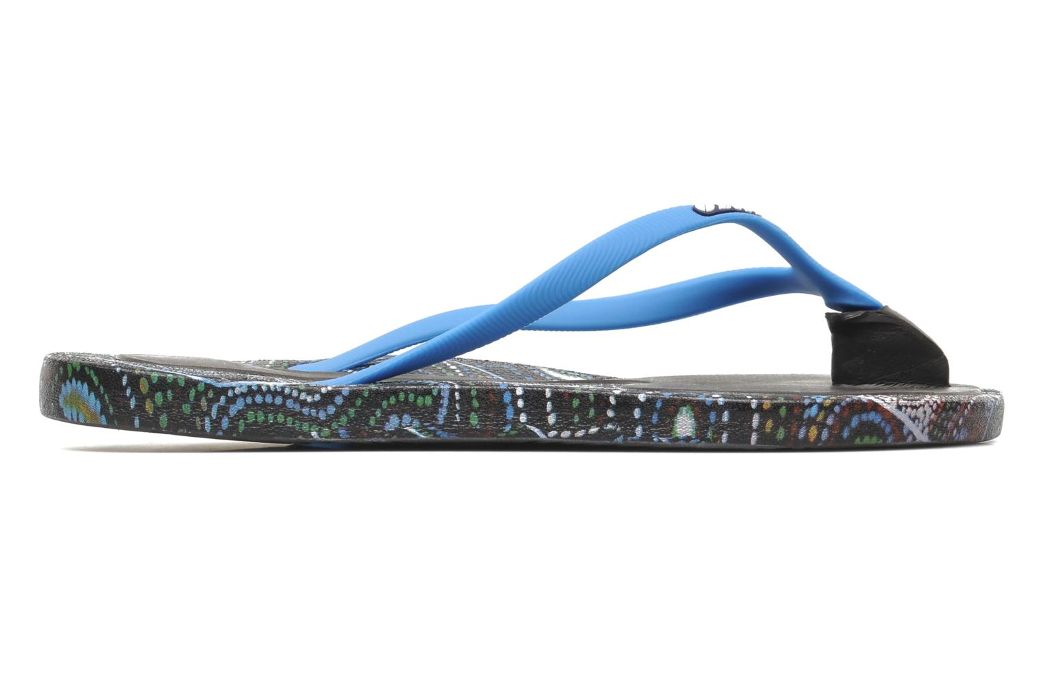 Slippers Ozify Prints W Multicolor achterkant
