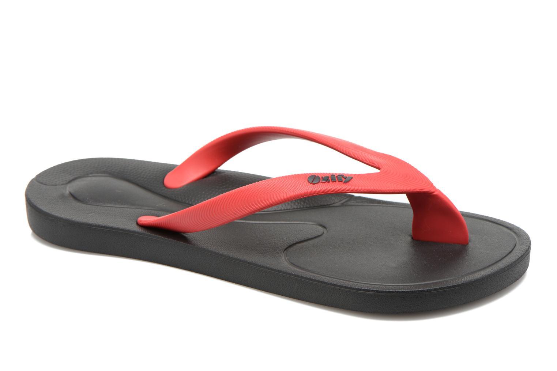 Slippers Ozify Classic M Zwart detail
