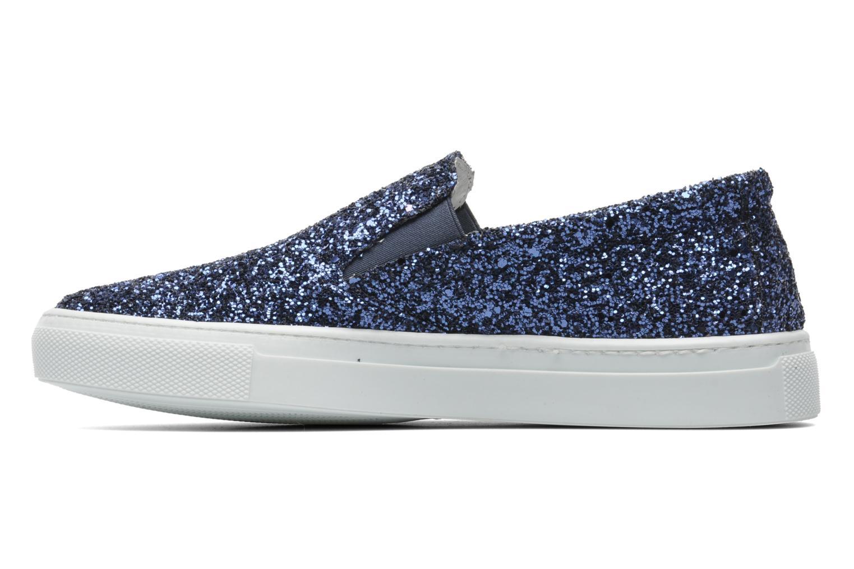 Sneaker Georgia Rose Periette blau ansicht von vorne